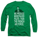 Long Sleeve: 30 Rock - Failed Pilots T-shirts