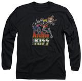 Long Sleeve: Archie Comics - Archie Meets Kiss Shirts