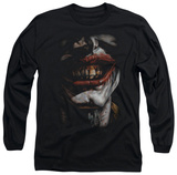 Long Sleeve: Batman - Smile Of Evil Shirts