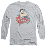 Long Sleeve: American Dad - Stan Badge T-shirts