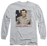 Long Sleeve: Andy Griffith - All American T-Shirt
