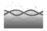 Conceptual Image of Dna Posters