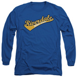 Long Sleeve: Archie Comics - Riverdale High School T-Shirt