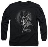 Long Sleeve: Batman - Bad Girls Are Good T-shirts
