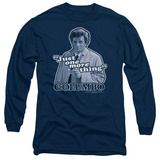 Long Sleeve: Columbo - Just One More Thing Long Sleeves
