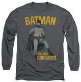 Long Sleeve: Batman Classic TV - Caped Crusader Long Sleeves