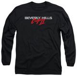 Long Sleeve: Beverly Hills Cop II - Logo Long Sleeves