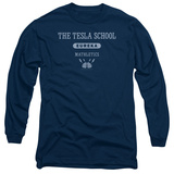 Long Sleeve: Eureka - Tesla School Shirts