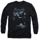 Long Sleeve: Batman Arkham Origins - Out Of The Shadows T-shirts