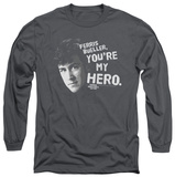 Long Sleeve: Ferris Bueller's Day Off - My Hero T-shirts