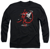 Long Sleeve: Bruce Lee - High Flying T-shirts
