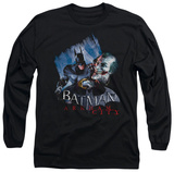 Long Sleeve: Batman Arkham City - Joke's On You! T-shirts