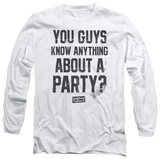 Long Sleeve: Dazed And Confused - Party Time T-Shirt
