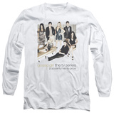 Long Sleeve: Gossip Girl - Sitting Around Shirts