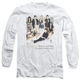 Long Sleeve: Gossip Girl - Sitting Around Shirts