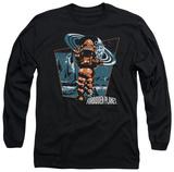 Long Sleeve: Forbidden Planet - Robby Walks Shirts
