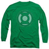 Long Sleeve: Green Lantern - Hand Me Down Shirt