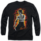 Long Sleeve: Bruce Lee - Dragon Fire T-shirts
