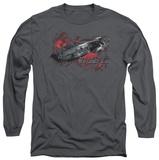 Long Sleeve: Battlestar Galactica - Galactica T-Shirt