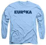Long Sleeve: Eureka - Logo T-shirts