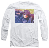 Long Sleeve: Batman Classic TV - Smooth Groove T-Shirt
