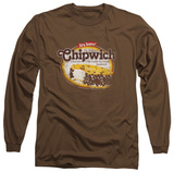 Long Sleeve: Chipwich - Distressed Chipwich Shirts