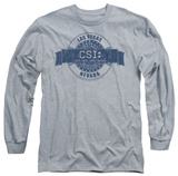 Long Sleeve: CSI - Vegas Badge T-shirts