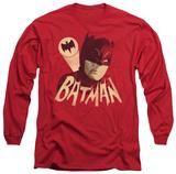 Long Sleeve: Batman Classic TV - Bat Signal T-shirts