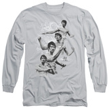 Long Sleeve: Bruce Lee - In Motion Shirts