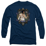 Long Sleeve: Elvis Presley - Aloha From Hawaii T-Shirt
