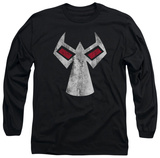 Long Sleeve: Batman - Bane Mask Shirt