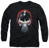 Long Sleeve: Batman - Bane Head Long Sleeves