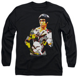 Long Sleeve: Bruce Lee - Body Of Action T-shirts