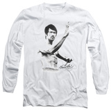 Long Sleeve: Bruce Lee - Serenity T-Shirt