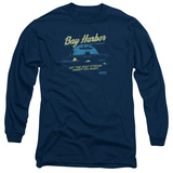 Long Sleeve: Dexter - Moonlight Fishing Shirt