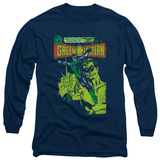 Long Sleeve: Green Lantern - Vintage Cover T-Shirt