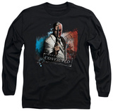 Long Sleeve: Batman Arkham City - Two Face T-Shirt