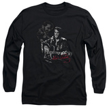 Long Sleeve: Elvis Presley - Show Stopper T-shirts