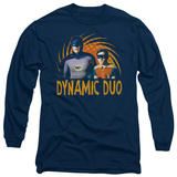 Long Sleeve: Batman Classic TV - Dynamic Shirts