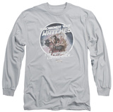 Long Sleeve: Back To The Future II - Synchronize Watches Shirt