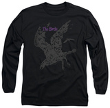 Long Sleeve: Birds - Poster T-shirts