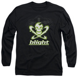 Long Sleeve: Batman Beyond - Blight T-Shirt