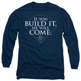Long Sleeve: Field Of Dreams - Believe The Impossible T-Shirt