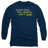 Long Sleeve: Friday Night Lights - Clear Eyes T-shirts