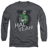 Long Sleeve: Green Lantern - Hal Yeah Shirts