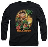 Long Sleeve: Betty Boop - Hula Boop II Long Sleeves