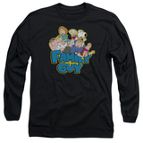 Long Sleeve: Family Guy - Family Fight T-shirts