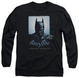 Long Sleeve: Batman Arkham Origins - Two Sides Long Sleeves