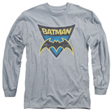 Long Sleeve: Batman The Brave and the Bold - Batman Shield T-shirts