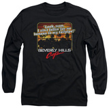 Long Sleeve: Beverly Hills Cop - Banana In My Tailpipe Long Sleeves